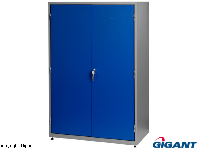 Workshop Cabinet, Fully Welded, Depth 540mm