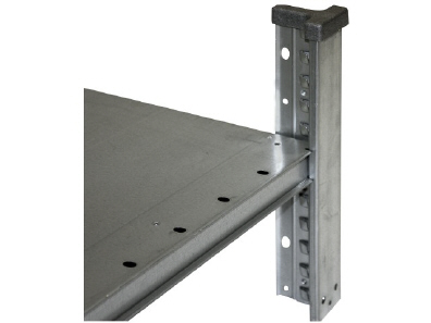 Heavy Duty Short Span Shelving