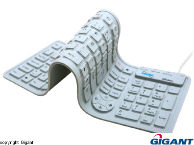 Liquid and Dirt-Proof Keyboard