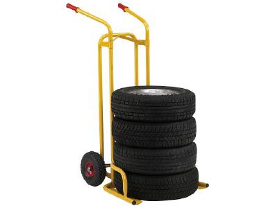 Tyre barrow