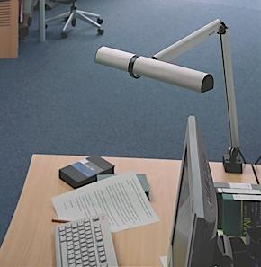 Office lighting Diva 111 Waldmann