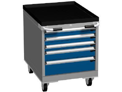 Mobile Drawer Storage Cabinets