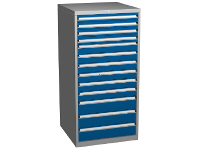 Drawer Storage Cabinet, Height 1450mm