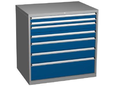 Drawer Storage Cabinet, Height 1000mm