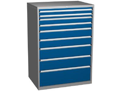 Drawer Storage Cabinet, Height 1450mm