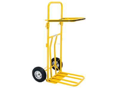 Bin trolley