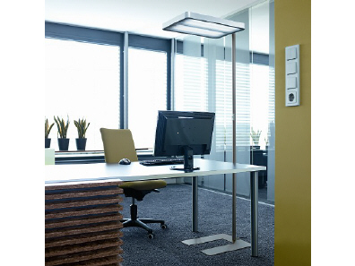 Floor luminaire ATARO Waldmann