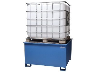 Environmental Protection Pallet for Cipax Containers