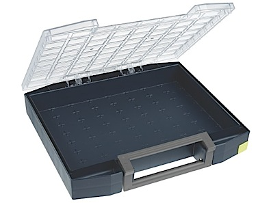 Insert trays for storage trays and toolboxes Raaco