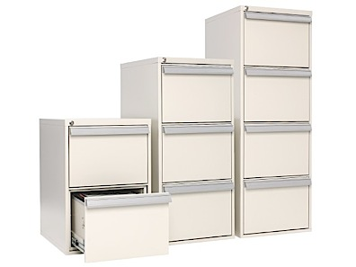 Fire resistance grade suspension file cabinet