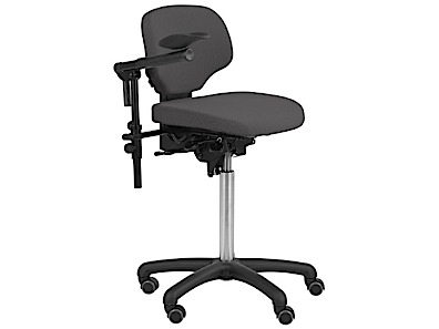Work chair Activ 200 and accessories RH