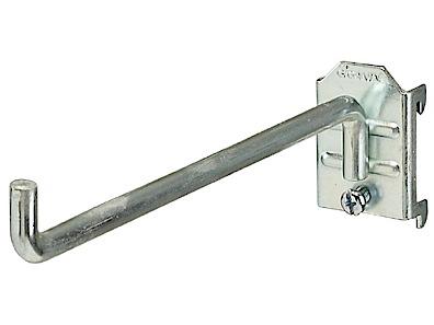 Single hook, single and double base plate