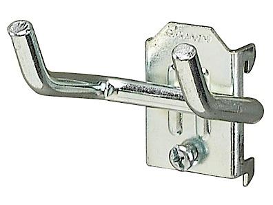 Angled hook