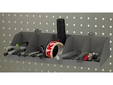 5 Compartment Shelf