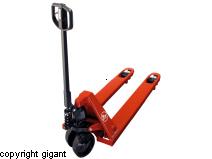 Hand pallet truck BT LHM 230 Q High-speed lifting