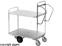 Platform trolley max 300 kg load