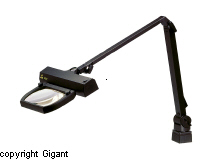 Magnifier lamp ESD 18W