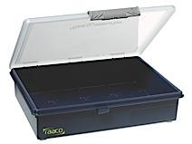 Storage box of PP height 56 Raaco