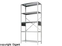 Open shelf stand