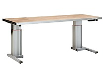 Motorised Workbench - max. load 500 kg