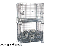 Caged Pallet