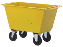 Rubbish and waste trolleys