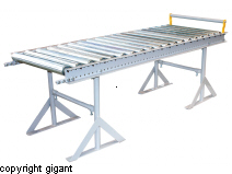 Light Weight Gravity Conveyor