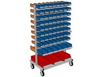 Tool Trolley Max. load 300 kg