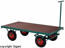 Handcart, Max Load 1000-1500kg