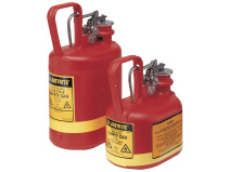 Safety Cans of Heavy Duty Polyethylene