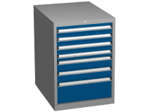 Drawer Storage Cabinets, Heights 800mm - 2 Drawer Combinations