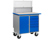 Accessories for Mobile Workbenches