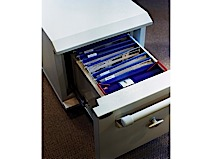 Fire resistant grade drawer unit