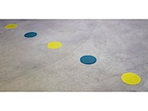 Floor Marking Discs